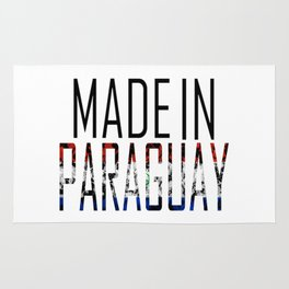 Made In Paraguay Rug