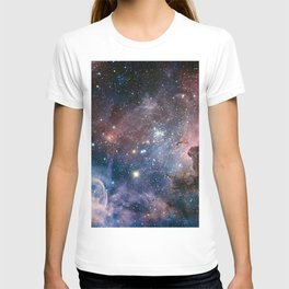The Carina Nebula T-shirt