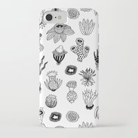 plants iPhone & iPod Cases featuring Plants by Yvonne Keesman