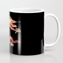 Chinese dragon II-fire,serpent,power,  strength,monster,yang,thunder,asia Coffee Mug