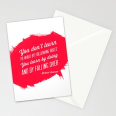 Richard Branson success quote Stationery Cards