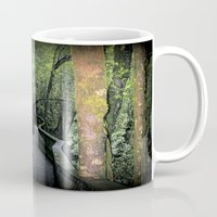 parks and rec Mugs featuring Franklin - Gordon  National Parks by Chris' Landscape Images & Designs