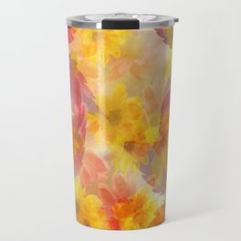 Changing Seasons Abstract Travel Mug