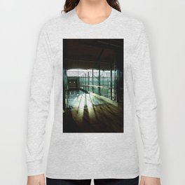 Boarding shadows Long Sleeve T-shirt