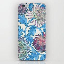 Candied Chrysanthemum iPhone Skin