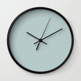 Reflections of Marilyn ~ Aqua Wall Clock