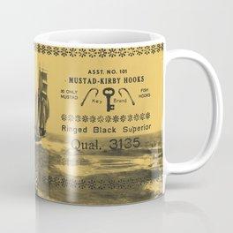 Good Hooks (gold) Coffee Mug