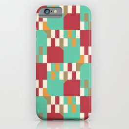 Spring Jive iPhone Case