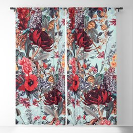 Romantic Garden VI Blackout Curtain