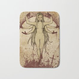 God Bath Mat