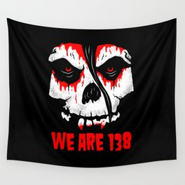 138 FIENDS Wall Tapestry