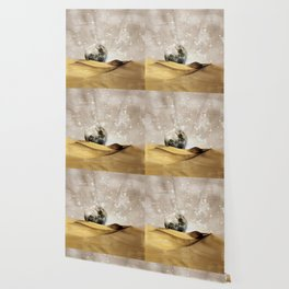 MAGIC MOON DESERT Wallpaper