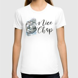 Snow leopards Nice Chap T-shirt