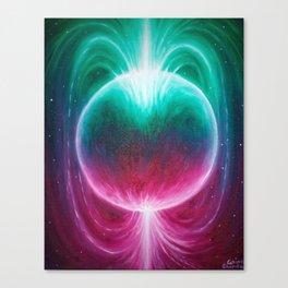 Magnetar Canvas Print