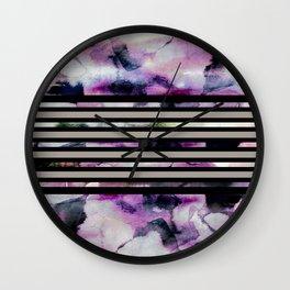 Blossom // Wall Clock