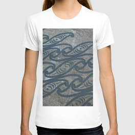 Kiwi Waves DPG150528a T-shirt