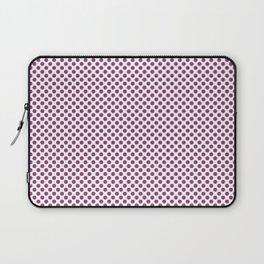 Sugar Plum Polka Dots Laptop Sleeve