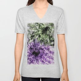 Hidden Faces Unisex V-Neck