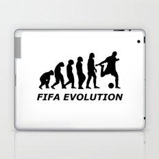 FIFA EVOLUTION PARODY Laptop & iPad Skin