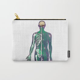 Universe in Neural pathways Carry-All Pouch