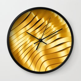 Goldie IV Wall Clock