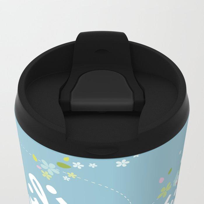 tirili – tirila Metal Travel Mug