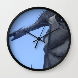 Nice one Dragon! Wall Clock