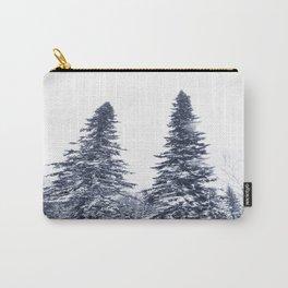 Fir-trees Carry-All Pouch