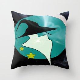 It's a Wizard World Throw Pillow