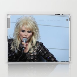 Dolly Parton Homecoming Parade 2012 Laptop & iPad Skin