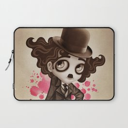 The Little Tramp Laptop Sleeve