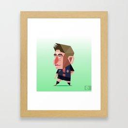 MARCO VERRATTI Framed Art Print