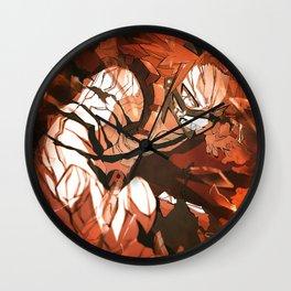 My Hero Academia Eijiro Kirishima Wall Clock
