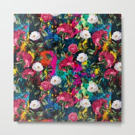 Floral Dream Metal Print