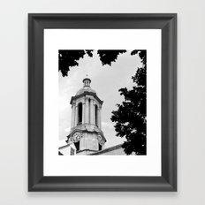 Penn State Old Main #2 Framed Art Print