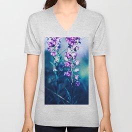 Efflorescence Unisex V-Neck