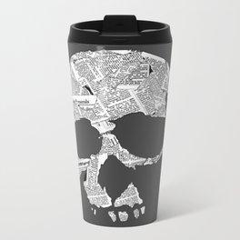 No News is Good News Metal Travel Mug