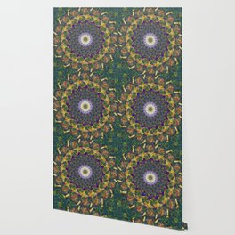Mandala Hall Wallpaper
