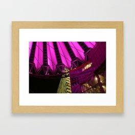 Fesival of Lights Framed Art Print