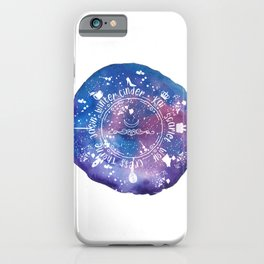 The Lunar Chronicles iPhone Case