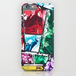 anime iPhone Case