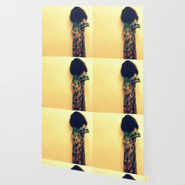 Afro : Vintage Style Wallpaper