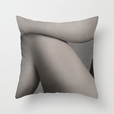 skin layout Throw Pillow