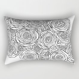 coral flwr reef Rectangular Pillow