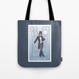 Bucky New Year 2018 Tote Bag