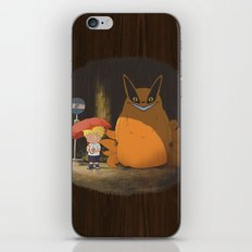 My Neighbor Kurama iPhone & iPod Skin