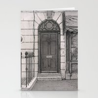 221b Stationery Cards featuring 221b by v0ff