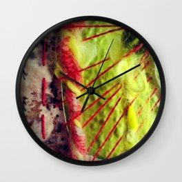 Artist Shuffle Texture Wall Clock