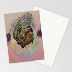 Baby Dragon Stationery Cards
