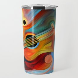 guitar Travel Mug